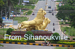 from sihanoukville