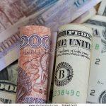 riel and dollar